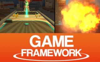 新手福音Game Framework介绍
