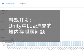 游戏开发:Unity中Lua造成的堆内存泄露问题