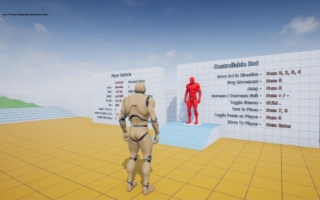 UE4高级运动系统(Advanced Locomotion System V3)插件分析
