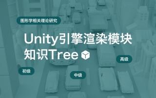 Unity引擎渲染模块知识Tree