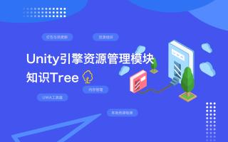 Unity引擎资源管理模块知识Tree