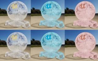 如何用UE4制作假透明冰块材质